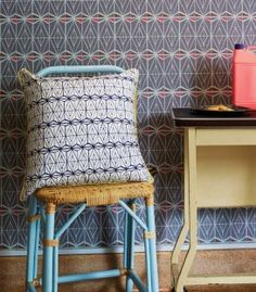 PILLOW COVER LOVE LATTICE (BLUE) Add a dash of personality and some welcome comfort to any room with our incredibly huggable throw pillows.