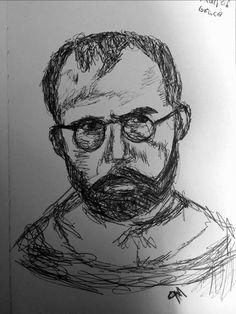 Saint Maximilian Kolbe by PM