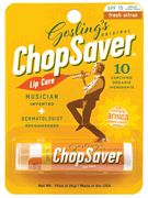 ChopSaver Gold Lip Balm with SPF15