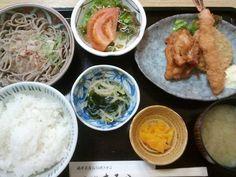 2012年5月18日(金) 味処まる八 ミックスランチ