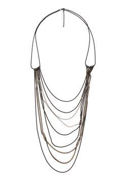 Jewellery - MULTI LAYER STRAND NECKLACE - Lisa Ho