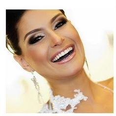 bride's make up!