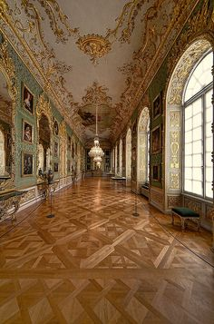 Munich Residenz, Germany (by Matthias Harbers)