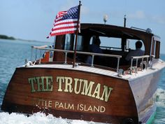 The Truman - Little Palm Island Resort & Spa, (just off Little Torch Key on the Florida Keys coastline)