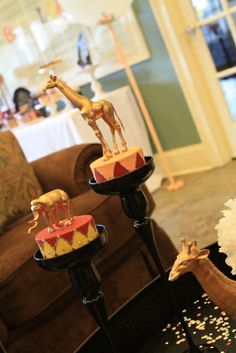 Vintage Circus Baby Shower Party Ideas | Photo 1 of 34 | Catch My Party