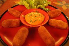 Potato Croquettes at La Plancha