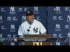 Carlos Beltrán discusses decision to join the New York Yankees and returning to New York.