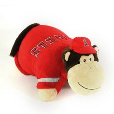 Los Angeles Angels of Anaheim Pillow Pet