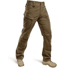 Hardland Men's Tactical Ripstop Pants Tactical Cargo Pants, Mens Work Pants, Waterproof Pants, Combat Pants, Pantalon Cargo, Hiking Pants, Charcoal Color, Khaki Pants, How To Wear