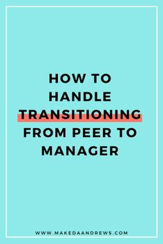 When you are promoted to manager one of the hardest things is managing former peers. Learn in this mini lesson how you can make this transition without ruffling too many feathers. Developing Leadership Skills, Leadership Goals, Leadership Development, Leadership Quotes, Career Goals, Teamwork Quotes, Leader Quotes, Emotional Intelligence, Intelligence Quotes