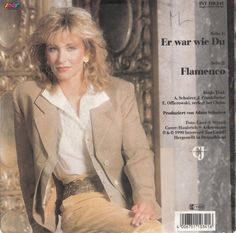 45cat - Claudia Jung - Er War Wie Du / Flamenco - Intercord - Germany - INT 110.341
