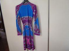 A dress by Leonard fashion Paris! Beautiful!