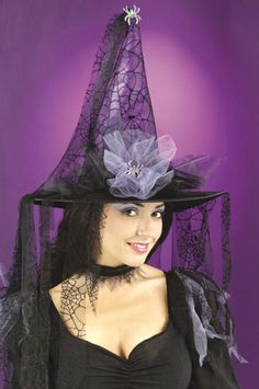 Witch Hat Tattered