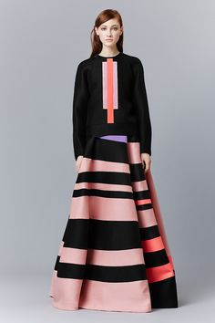 Roksanda Pre-Fall 2015 Runway – Vogue