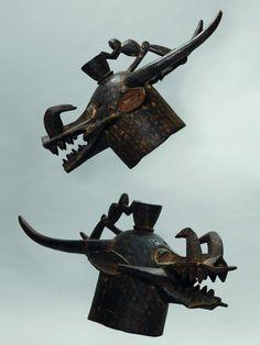 """Maske, """"wanyugo"""" - Hammer Auktionen, Zürich - Switzerland"""
