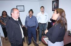 Con mi amiga, la directora de Calidad y Transparencia en Madero, Luz María Patraca Santoyo seguimos impulsando un gobierno municipal transparente, siguiendo la política de nuestro Gobernador del Estado, Egidio Torre Cantú
