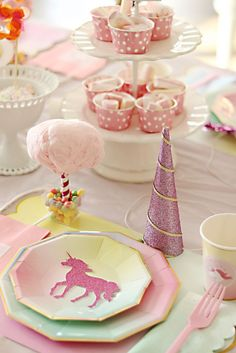 #Unicorn #themed #party #ideas