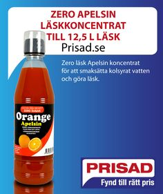 Dansk Citronvand Läskkoncentrat till L läsk Tutti Frutti, Drink Bottles, Water Bottle, Personal Care, Drinks, Party, Sodas, Drinking, Beverages