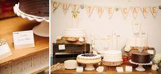 Wedding Cake Table. Cake Toppers. |Berna & Chad|Charleston Weddings