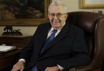 Photos: A photographic look at President Boyd K. Packer's life and service | Deseret News