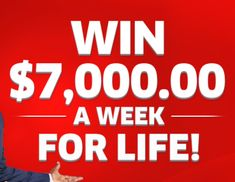 7000 Dollars a Week for Life Sweepstakes PCH - Bing images Instant Win Sweepstakes, Online Sweepstakes, Pch Dream Home, Lotto Winning Numbers, Win For Life, Winner Announcement, Lottery Winner, Win Online, Publisher Clearing House