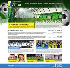 WebDesign 2014 - grafika dla Olimpia 2009