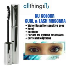 Get your #lashgamestrong! Just found out about this life changing Curl and Lash Mascara! It naturally curls up the lashes without the need for a curler, and it makes the lashes look thicker and longer too! I've heard and seen so many good reviews about it:  - smudge proof - long wearing (lasts the whole day) - easy to remove no matter how many coats you apply This mascara is definitely top of my makeup list! Message me if you want one too!❤️ #AllThingsNu Long Thick Eyelashes, Longer Eyelashes, Mascara Tips, How To Apply Mascara, Christina Aguilera, Best Skincare Products, Beauty Products, Curl Lashes, Curling Mascara