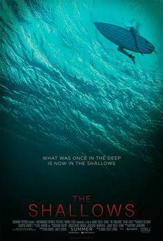 It is Blake Lively vs a Shark in The Shallows trailer. Watch it here