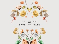 lisa hedge save the date detail