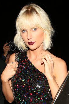 Taylor Swift et son blond canon