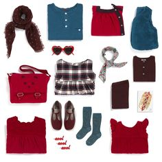 Kids fashion - Bonton - Fall-Winter 2015 Collection