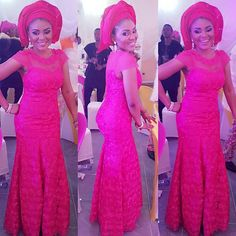 Dressed to Thrill! Gorgeous Aso-Ebi Styles that will Sweep You off Your Feet - Wedding Digest Naija