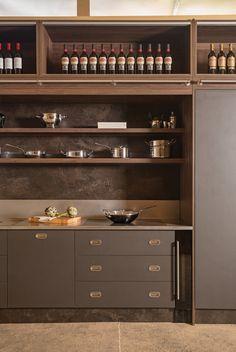 The Studio CK Decorex Kitchen, in partnership with Charlie Kingham Bespoke Cabinet Makers