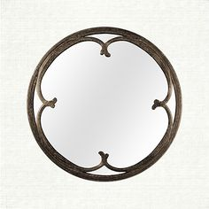 as rare as they are evocative, four-leaf clovers have long symbolized luck, exclusivity and spirited traditions. our clover mirror Interior Accessories, Decorative Accessories, Unique Mirrors, Decorative Mirrors, Floor Mirror, Mirror Mirror, Transitional House, Home Furniture, Street Furniture