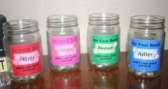 great idea if I do say so myself :) my idea for kids behavior jars