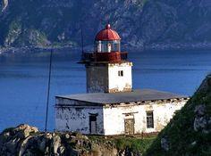 Lighthouses of Russia: Eastern Primorsky Krai, Mys Balyuzek