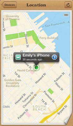 Find my iPhone senior apps
