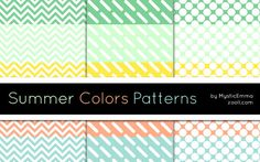 summer-colors-pattern