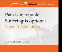 Motivation: mind over matter