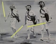 Paco Pomet Updates people painting absurdist