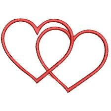 hearts for embroidery - Google Search