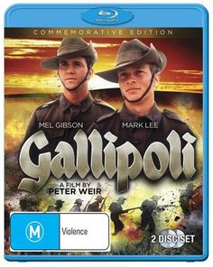 Gallipoli, directed by Peter Weir. Two Australian sprinters face the brutal realities of war when they are sent to fight in the Gallipoli campaign in Turkey during World War I. Ww1 Pictures, Gallipoli Campaign, Peter Weir, Anzac Day, Mel Gibson, Mark Lee, World War I, Pop Vinyl, The Collector
