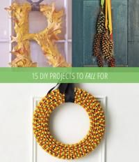 15 Genius DIY Projects to FALL For!