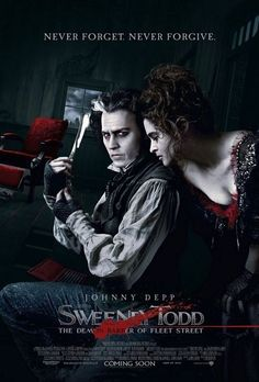 "SWEENEY TODD!! Lol this made me think of the old Chance & Andy video ""Captain Cold Gets a Shave"""