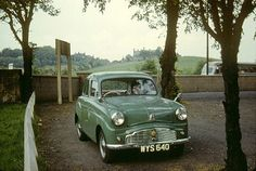 1961 approx: Standard 10 (?), Unknown Location, probably Scotland, UK