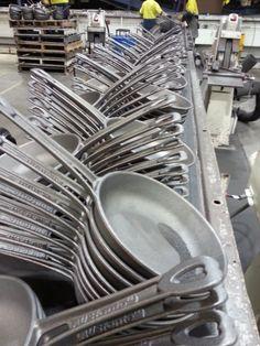 Aussie made Cast Iron Pan