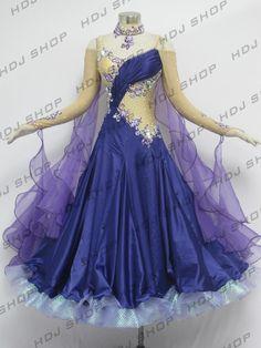 international standard ballroom dance dress  HM8732-in Women from Apparel & Accessories on Aliexpress.com