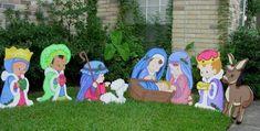 Touch of Heaven Yard Art