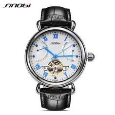 7c0f8ad552e Men s Luxury Brand Self Wind Mechanical Watches Automatic Sapphire Glass  Stainless steel Tourbillon Leather Wristwatch Relojes
