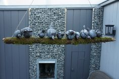 Vogeltak | Licrea yzergoed